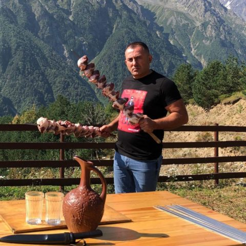 Георгий Кавказ: биография, где живет, сколько зарабатывает, личная жизнь