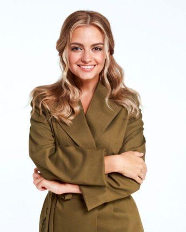 Юлия Панкова: биография телеведущей, возраст, фото