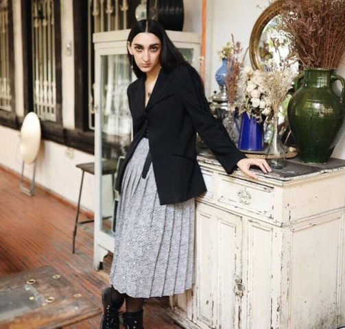 Армине Арутюнян: биография модели Gucci, личная жизнь, фото